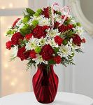 Heart of the Holidays Mixed Bouquet