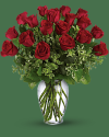 Red Roses Deluxe Long Stem
