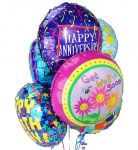 One Mylar Balloon